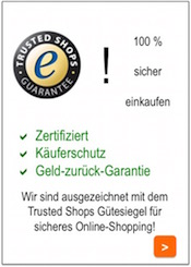 Trusted Shops Zaun Fackler