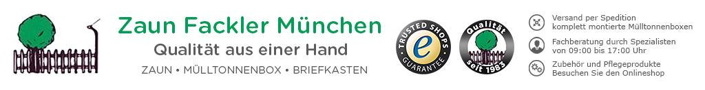 Zaun Fackler München