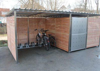 Fahrradgarage Groesse 5