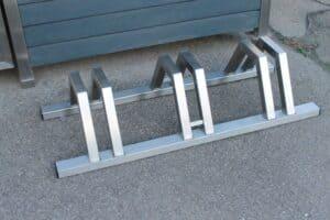 Fahrradständer für Fahrradgarage