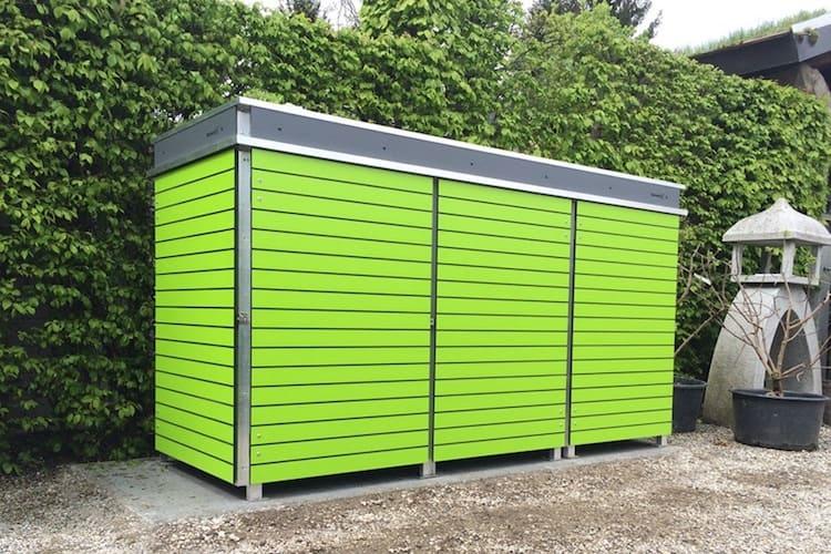 Zubehör für Mülltonnenbox Trash und Glas