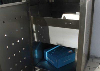 Paketbox Ablagefach
