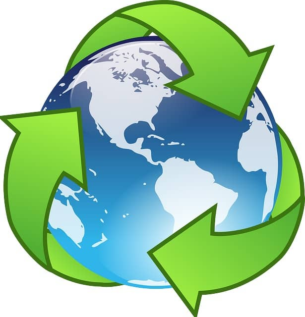 Verpackung zum recyceln
