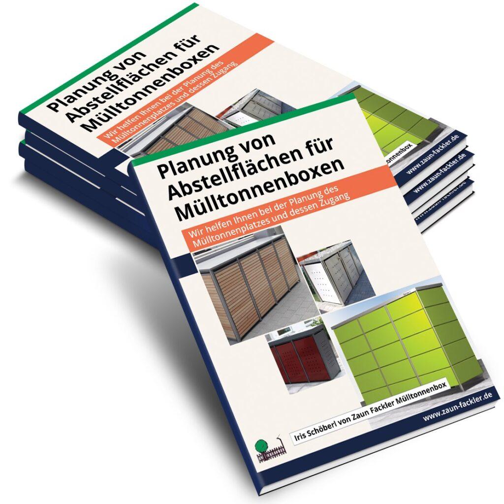 Planung von Abstellflächen für Mülltonnenboxen
