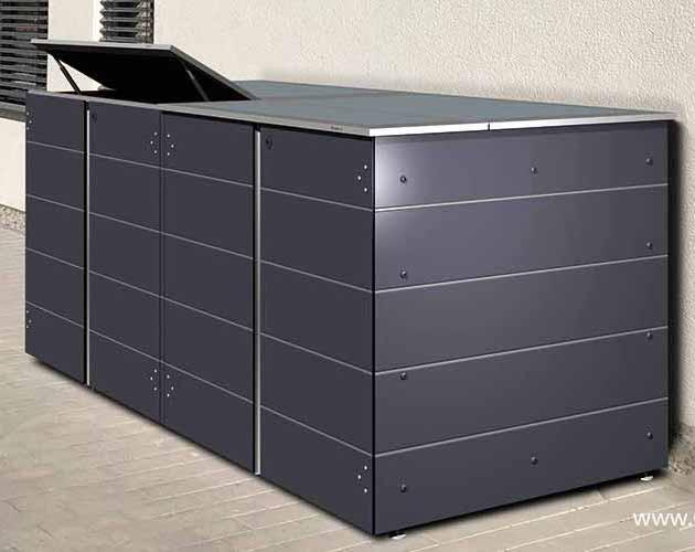 Mülltonnenbox online kaufen