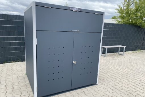 770 Liter Container Box
