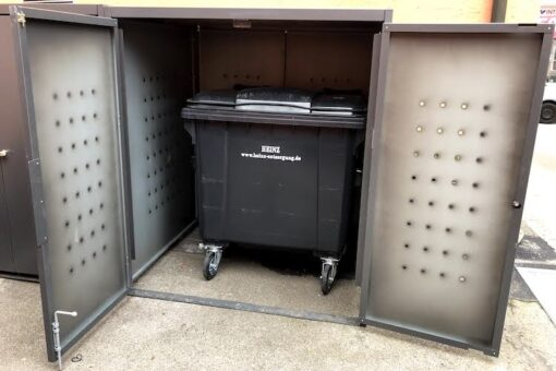1100 Liter Container Box