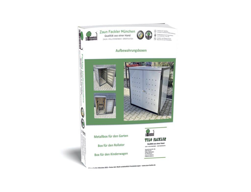 Katalog Aufbewahrungsbox