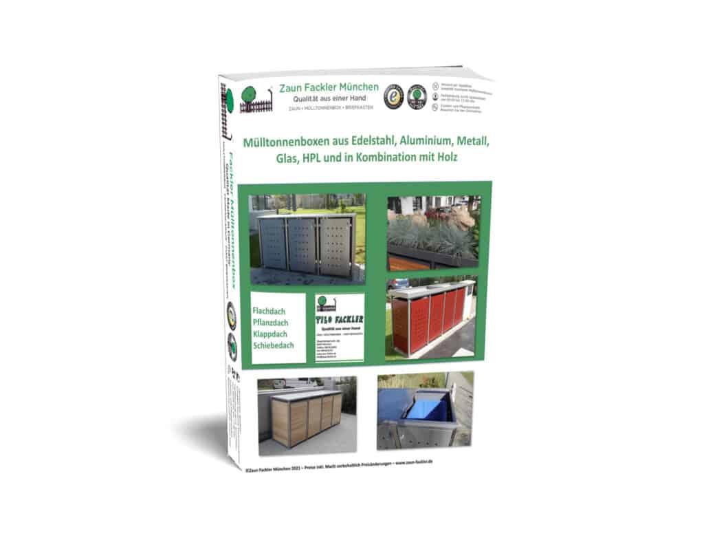 Katalog Mülltonnenbox